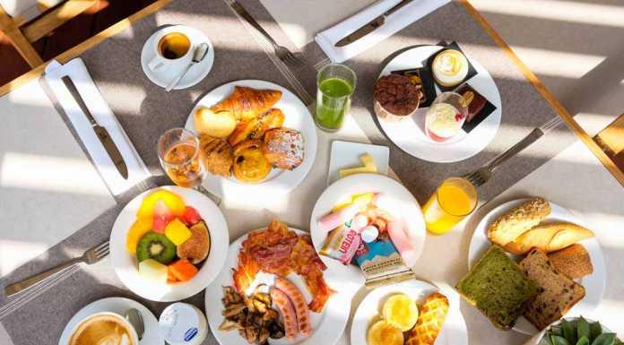 Ibiza Gran Hotel, todo tipo de caprichos gastronómicos en el desayuno.