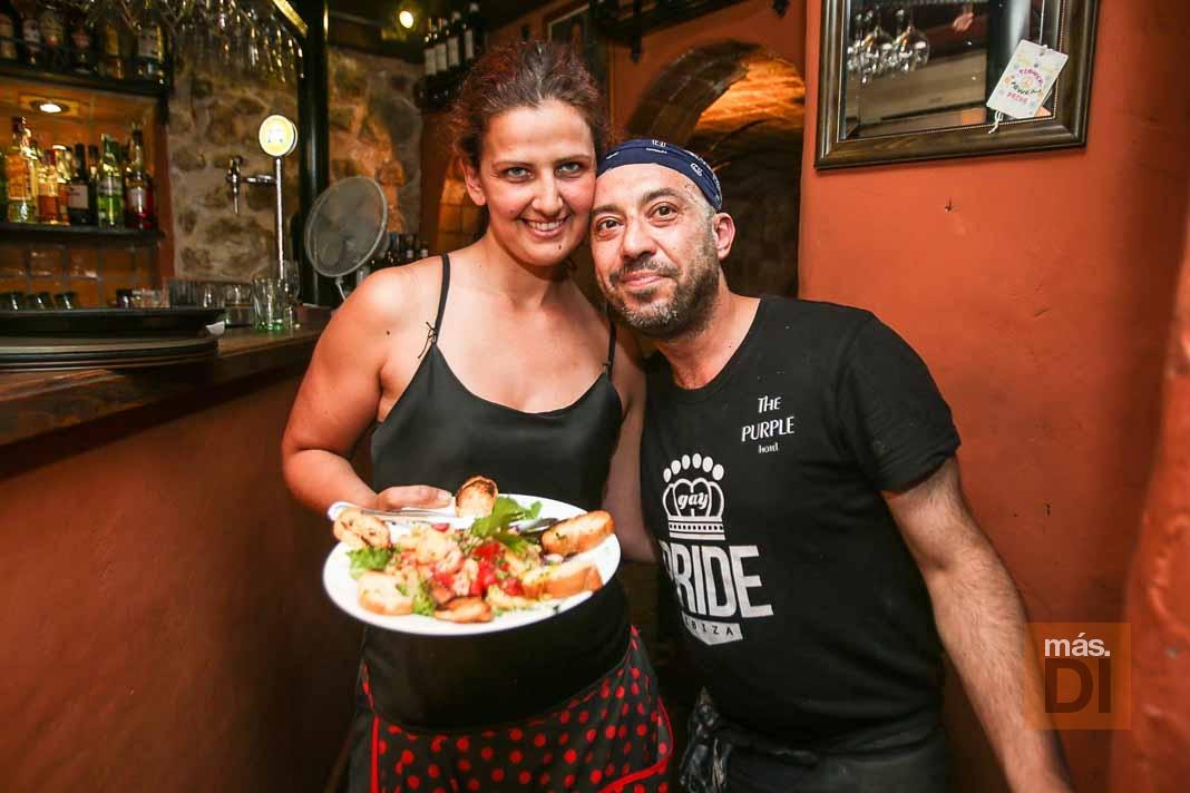 Il Gatto e la Volpe. Cocina italiana, tapas y especialidades locales en el barrio de La Marina