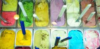 Los Valencianos, Más de 60 variedades de helados para satisfacer todos los gustos
