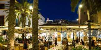 Restaurante Es Mariner Ibiza, Puerto de ibiza