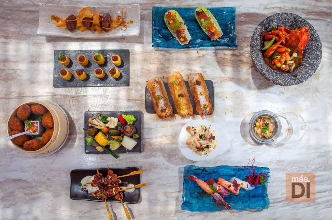 Destino Ibiza. Cenas espectaculares