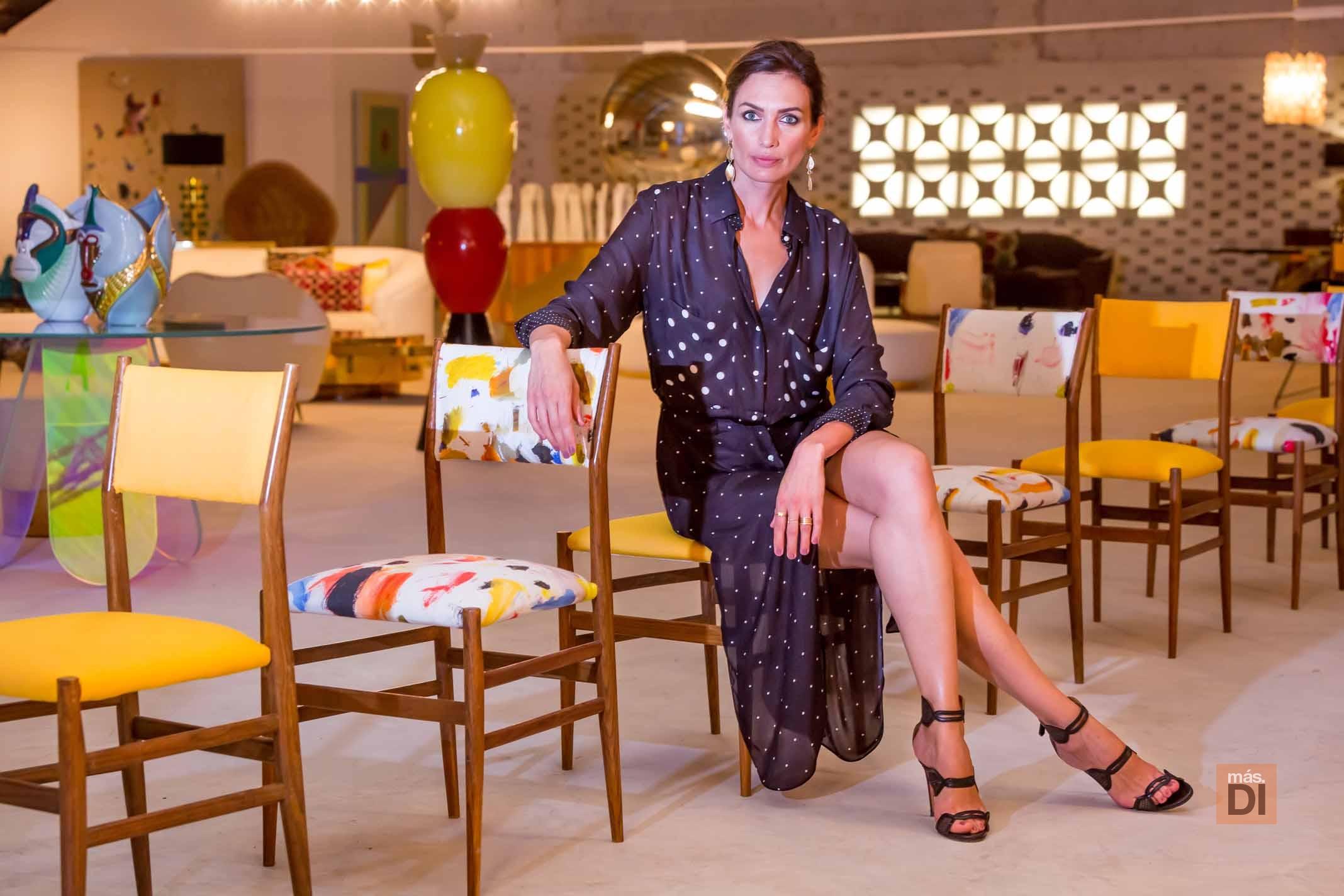 Nieves Álvarez: «La moda y los cánones de belleza cambian»
