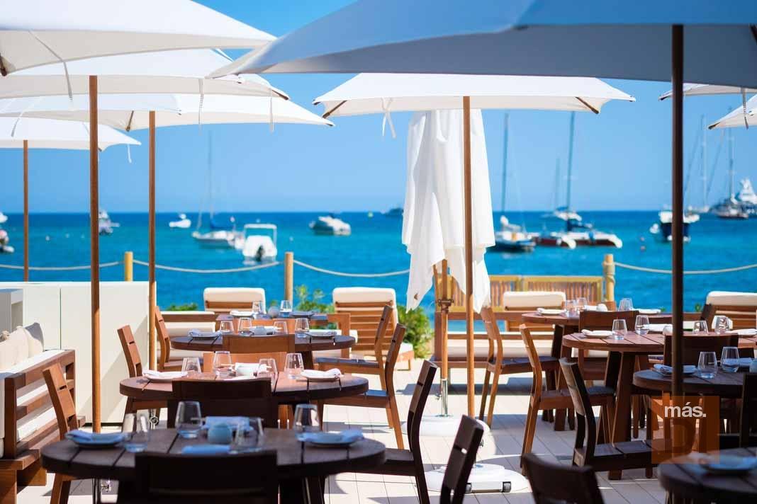 NOBU HOTEL IBIZA BAY. Nueva cocina japonesa de fusión en Ibiza