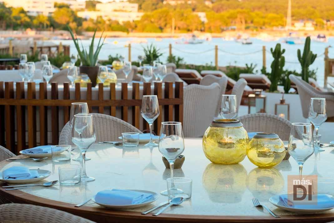 Nobu Hotel Ibiza Bay. El concepto 'Omakase' en un extravagante menú