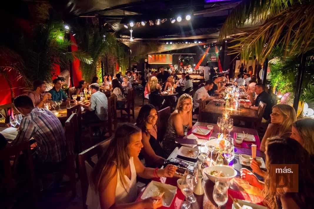 Restaurante Pachá. Una experiencia divertida