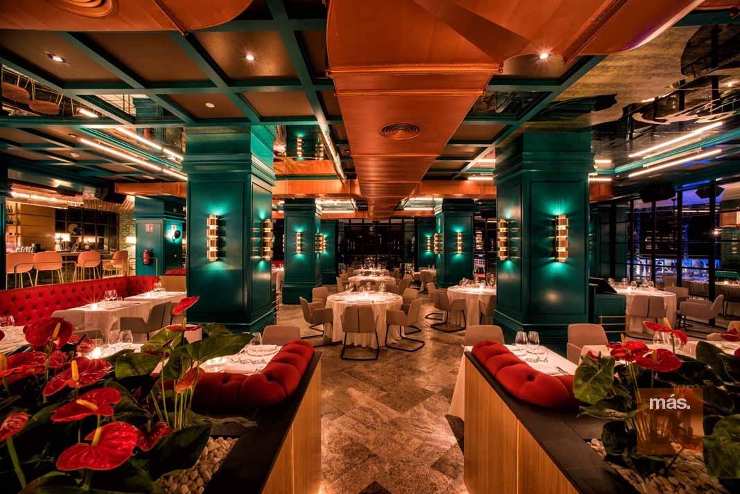 Restaurante Tatel Ibiza. El encanto de lo ecléctico