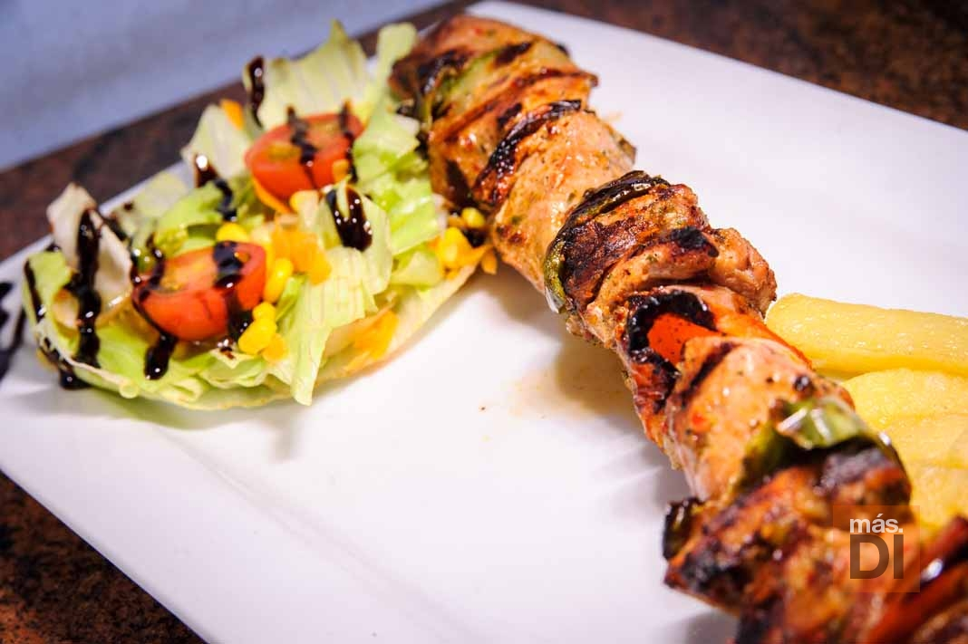 Restaurante Asador Sissi's. Ricas carnes al grill y una selección mediterrránea