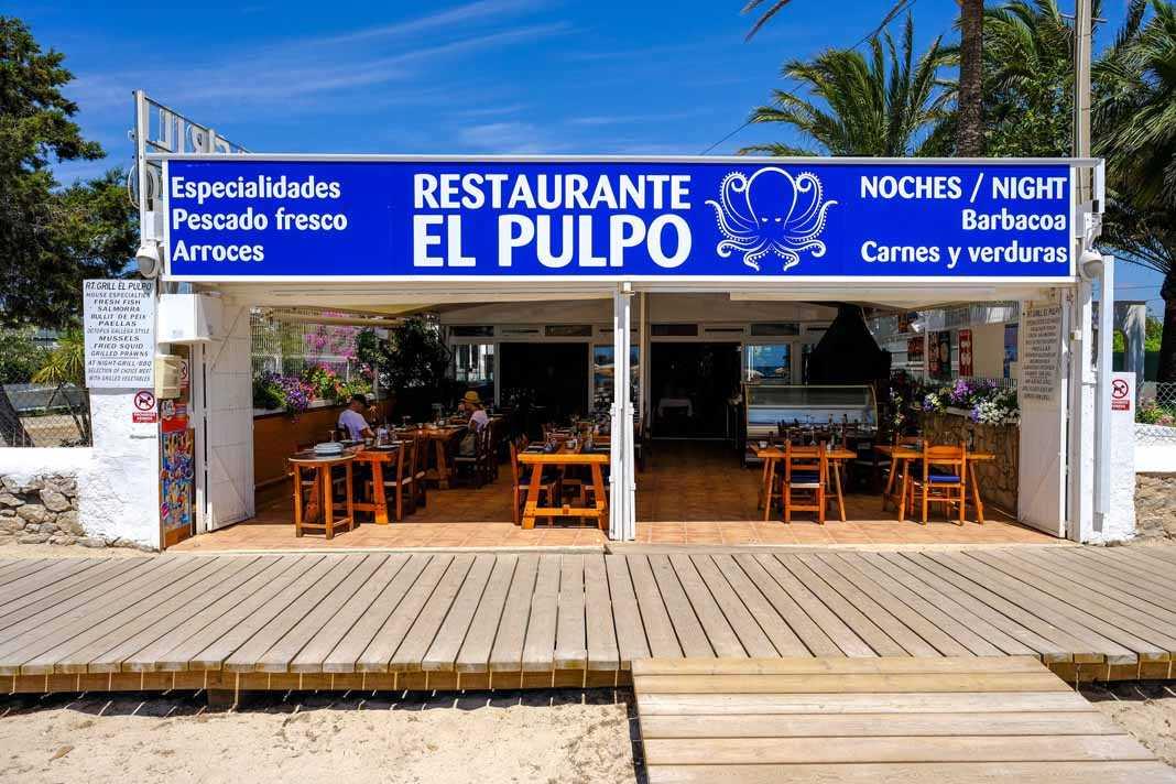 Restaurante El Pulpo convierte en un placer el salir a comer fuera de casa. SERGIO G. CAÑIZARES