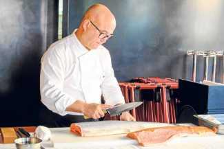 Ricardo Sanz | Chef. «España es un cruce de caminos culinario»