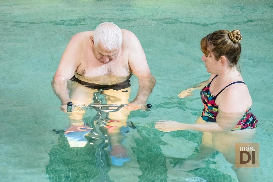 Sa Residència. Equilibrio y más seguridad con las terapias acuáticas para mayores