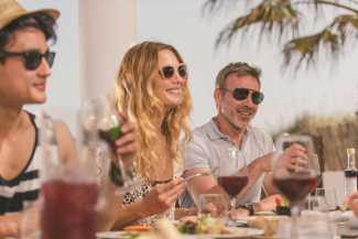 The Beach Club at Hard Rock Hotel Ibiza. A la conquista de los sentidos