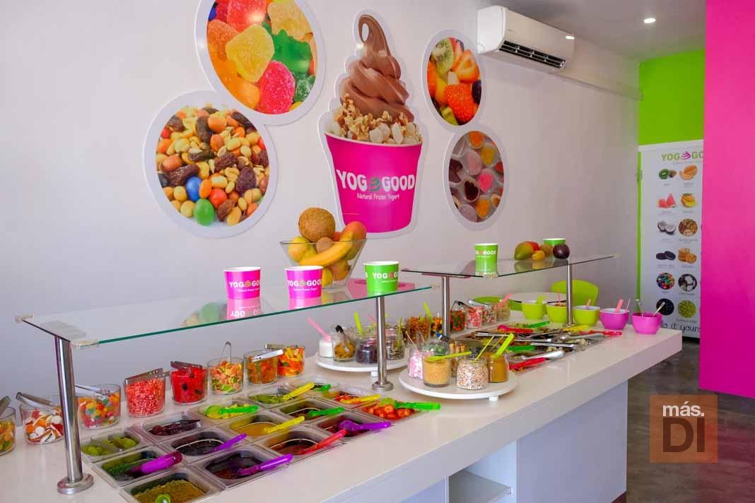 YogGood. La tentación dulce en forma de helados, 'smoothies' y más delicias