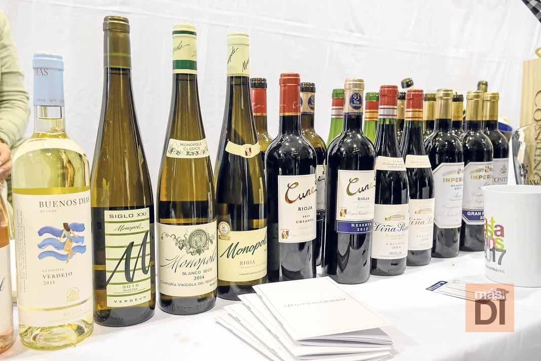 La buena cocina local se riega con los mejores vinos