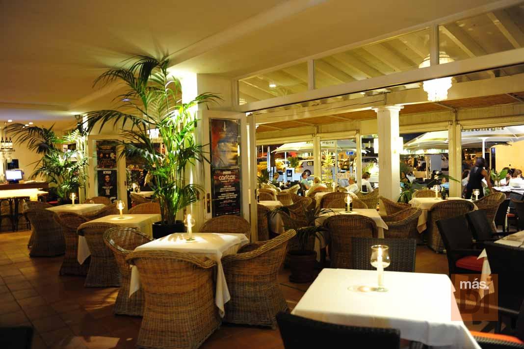 Café Sidney Ibiza. Velada especial bajo las estrellas