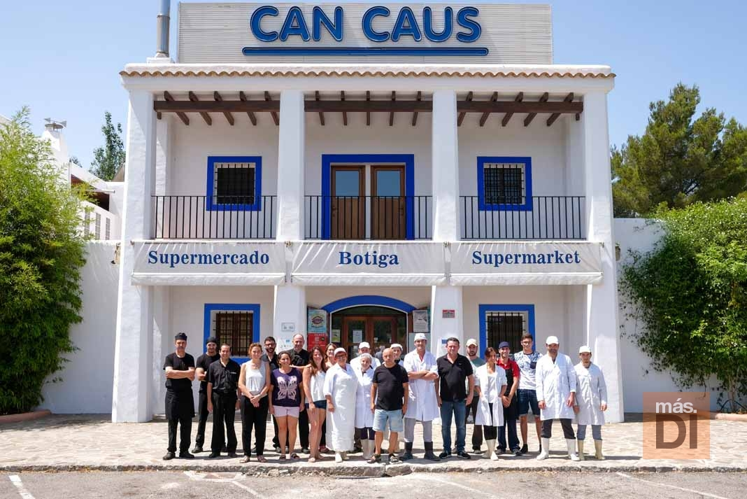 Companatge y Can Caus. Nueva imagen con el sabor tradicional