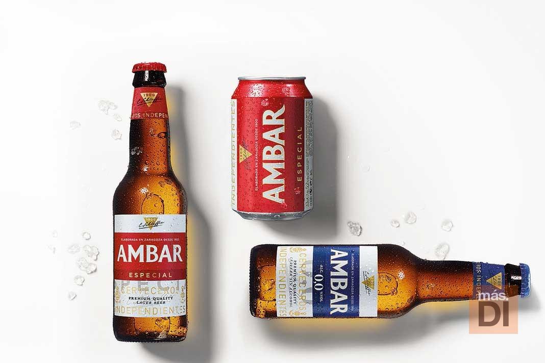 Distribuciones Guasch. Una cerveza Ambar para cada momento