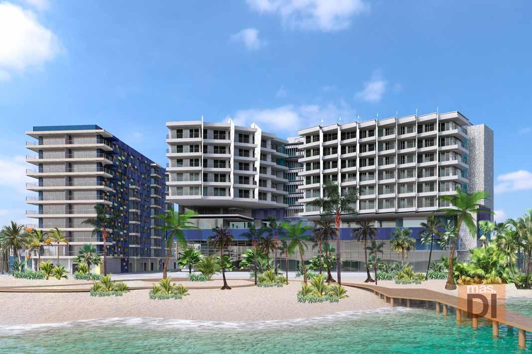 GRUPO SIRENIS. Nuevo hotel de lujo en San Andrés
