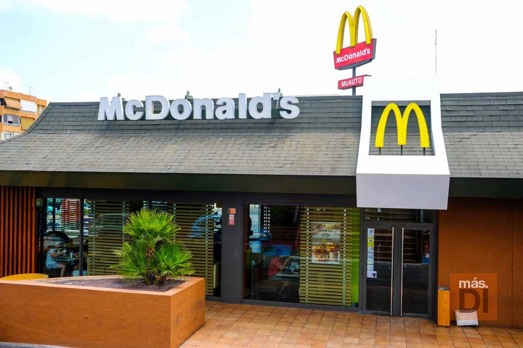 20 años de McDonald's en Ibiza