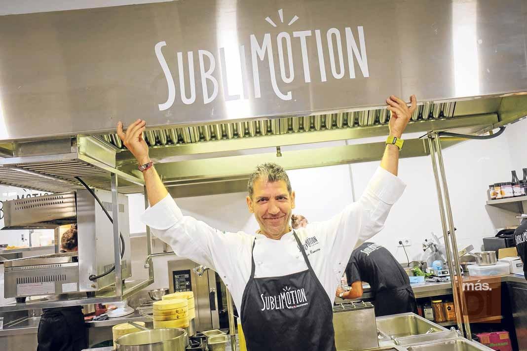 Paco Roncero | Chef. «Hay que  comer  todo con coherencia»