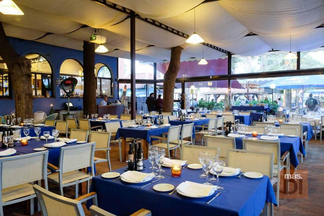 Restaurante Asador Sissi's. Hoy, universo culinario y 'show' de acrobacias