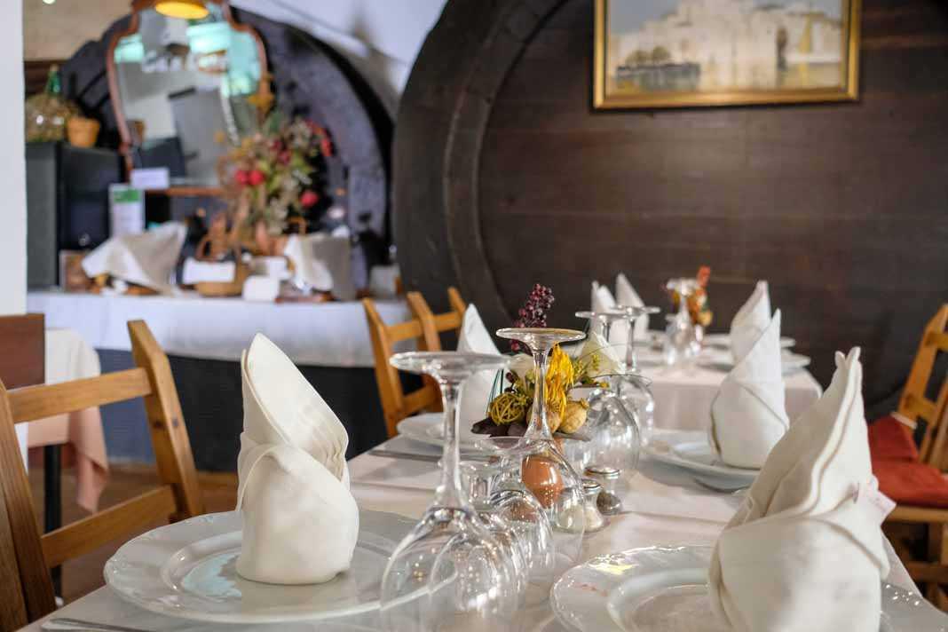 Restaurante Es Celler de Can Pere. La tradición se respira en todos los rincones del Celler Can Pere