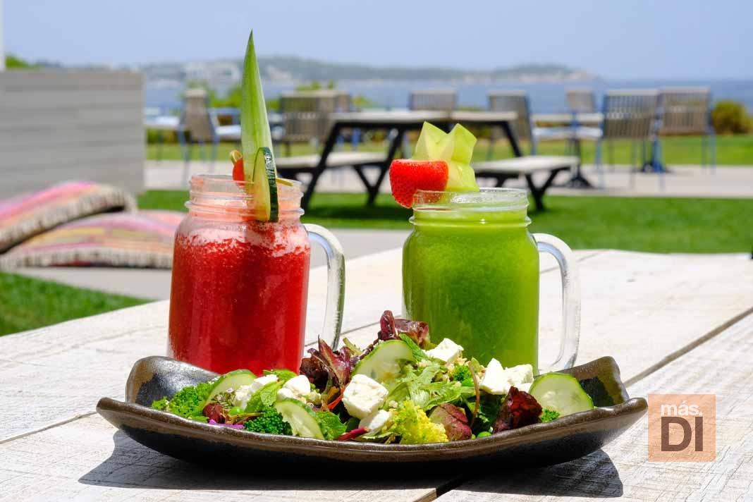 Sol Beach House Ibiza. Sabores frescos y naturales en un contexto informal