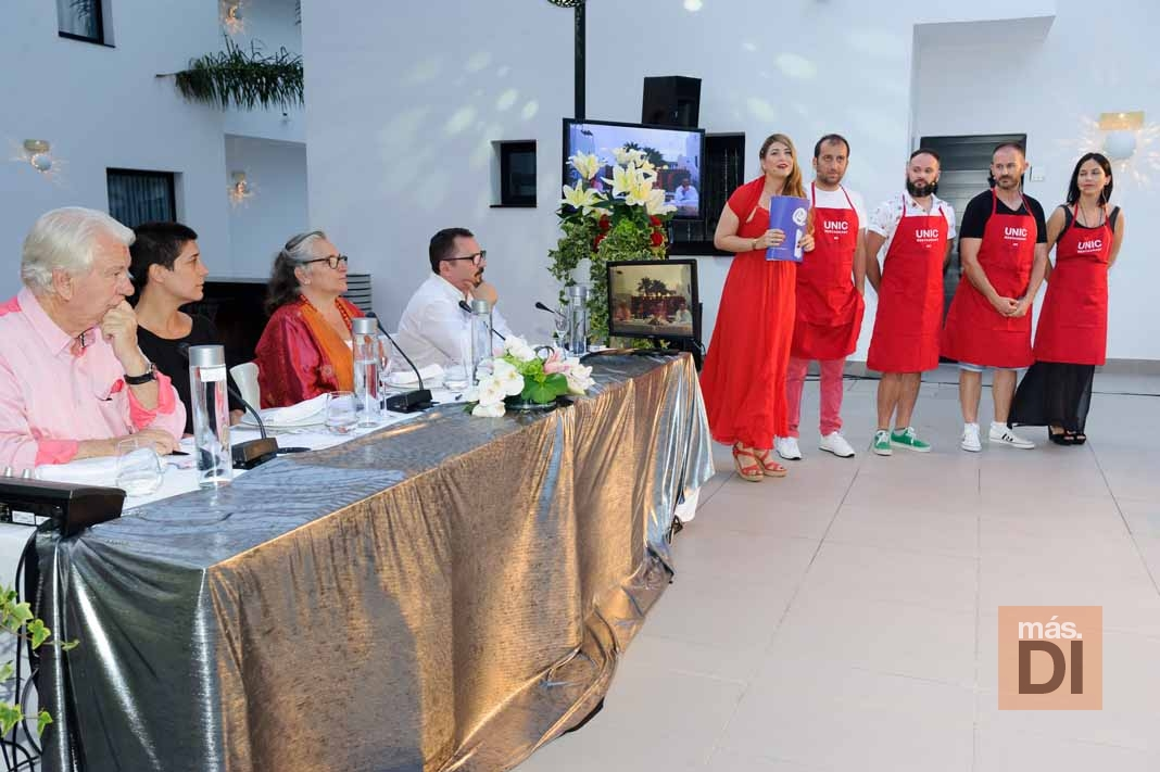 Unic restaurant. Pepe Rodríguez, en el jurado de Unic Chef 2017