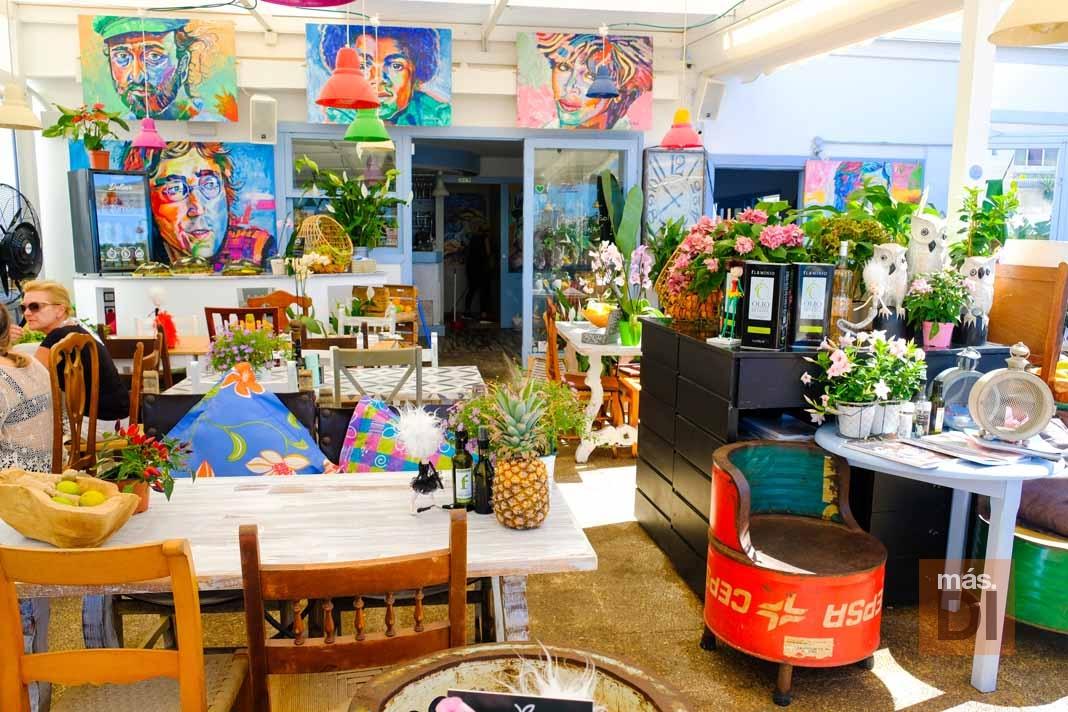 Zaibiza Café Restaurant. Mezcla de sabores, tradiciones y aromas de la isla