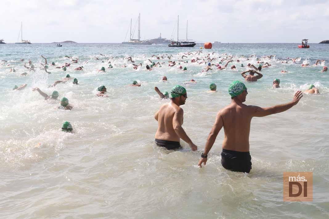 El deporte se asocia con el mar