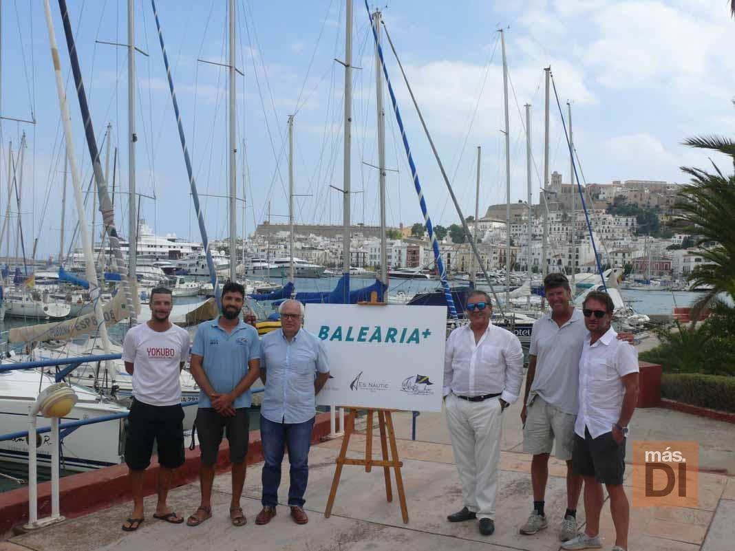 La Fundación Balearia destina 21.000 euros a los tres clubes náuticos