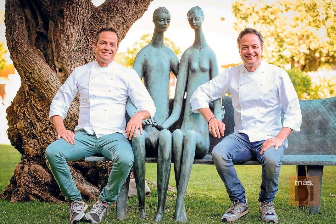 Hermanos Torres: «El lujo de hoy en día es un buen tomate»