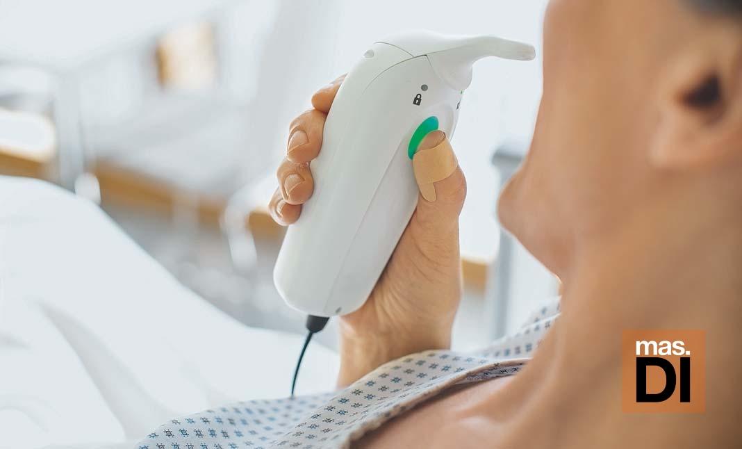 Grupo Policlínica. Innovador sistema de analgesia para el dolor agudo postoperatorio