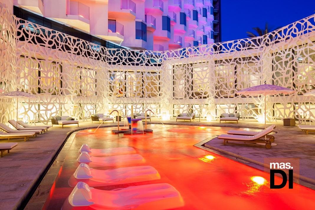 Rock Spa – Hard Rock Hotel Ibiza. Experiencias sensoriales para recuperar el bienestar