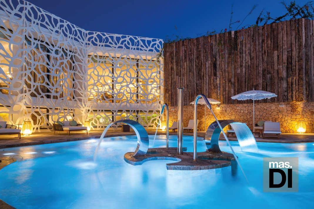Hard Rock Hotel Ibiza. Un spa para sentirse un auténtico rey