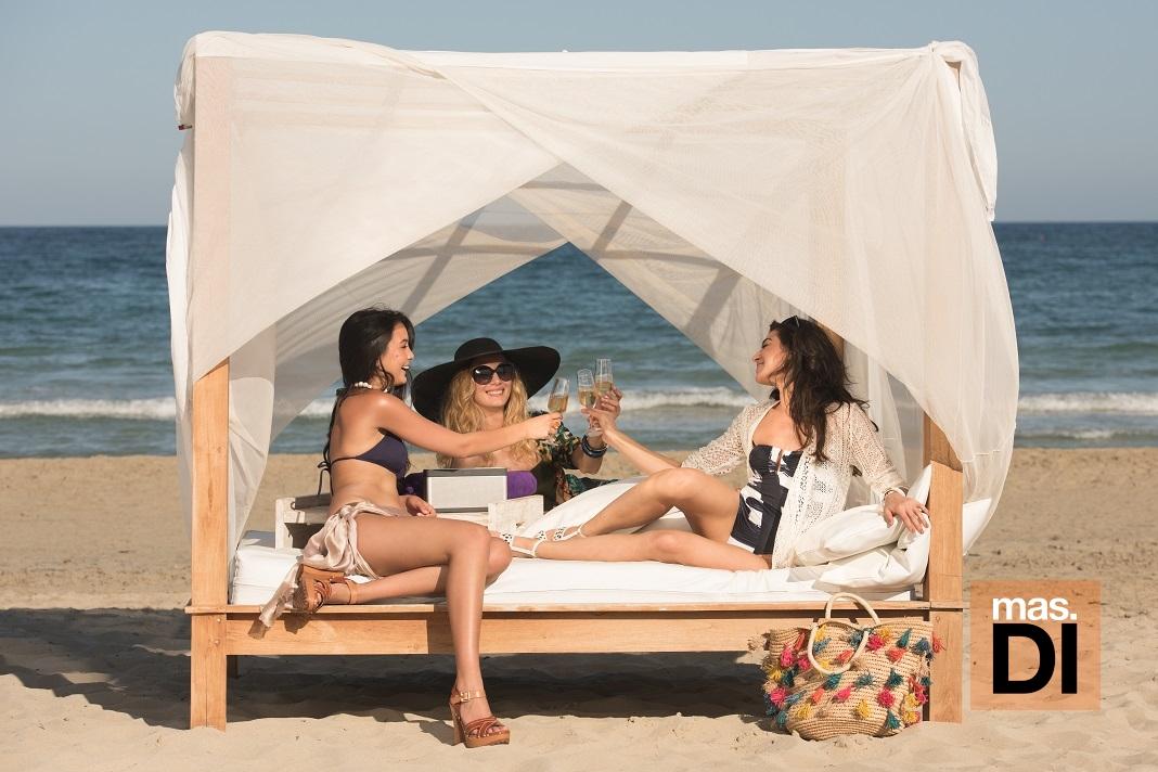 The Beach Club at Hard Rock Hotel Ibiza. Cocina eco-saludable a pie de mar