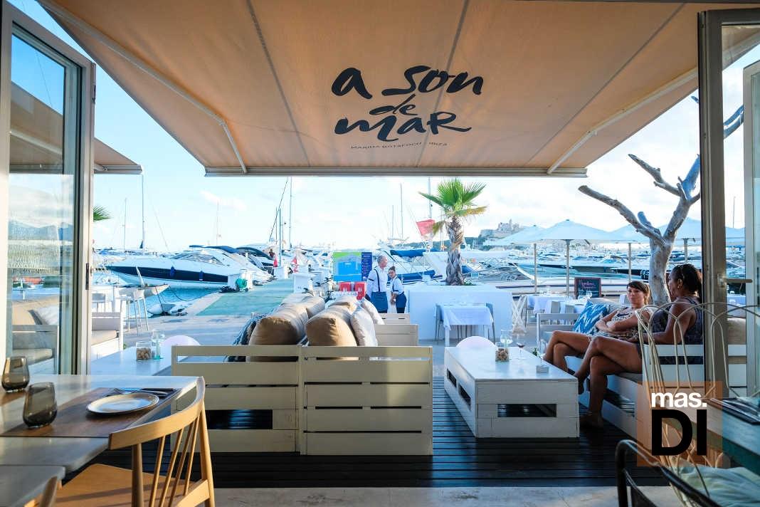 A Son de Mar. El restaurante que sabe a mediterráneo
