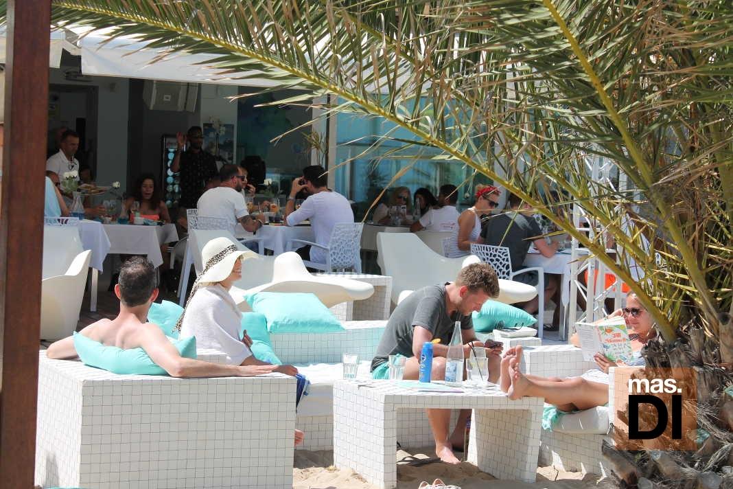 Bali Beach Club Ibiza. Lo mejor del Mediterráneo