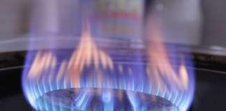 El gas butano es muy utilizado en cocinas de viviendas, bares y restaurantes.