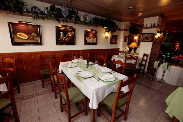 Restaurante El Cigarral cocina casera de mercado