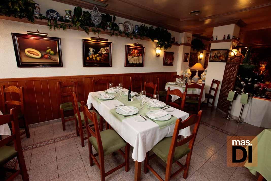 Restaurante El Cigarral. Vuelve la mejor cocina casera de mercado
