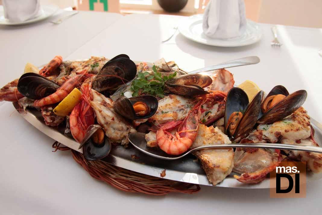 Restaurante Es Arcs. Gastronomía tradicional ibicenca y mediterránea