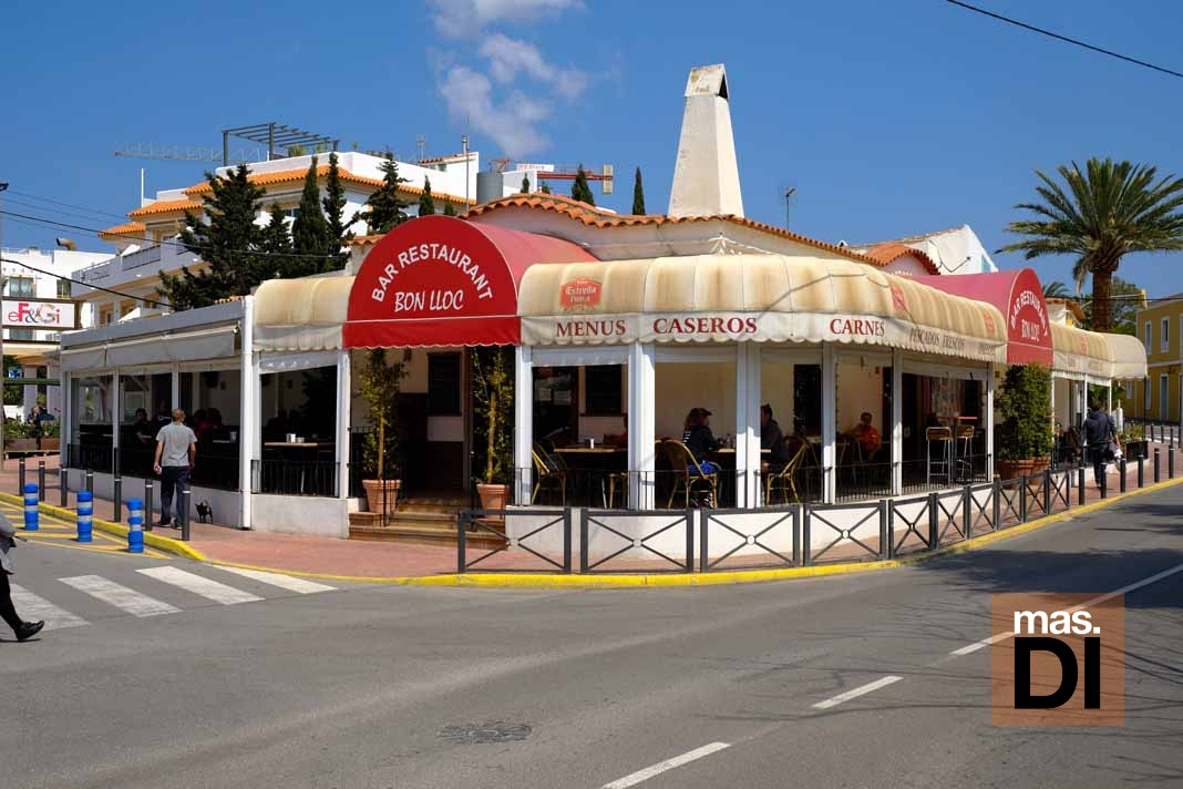 Restaurante Bon Lloc. Un lugar para compartir