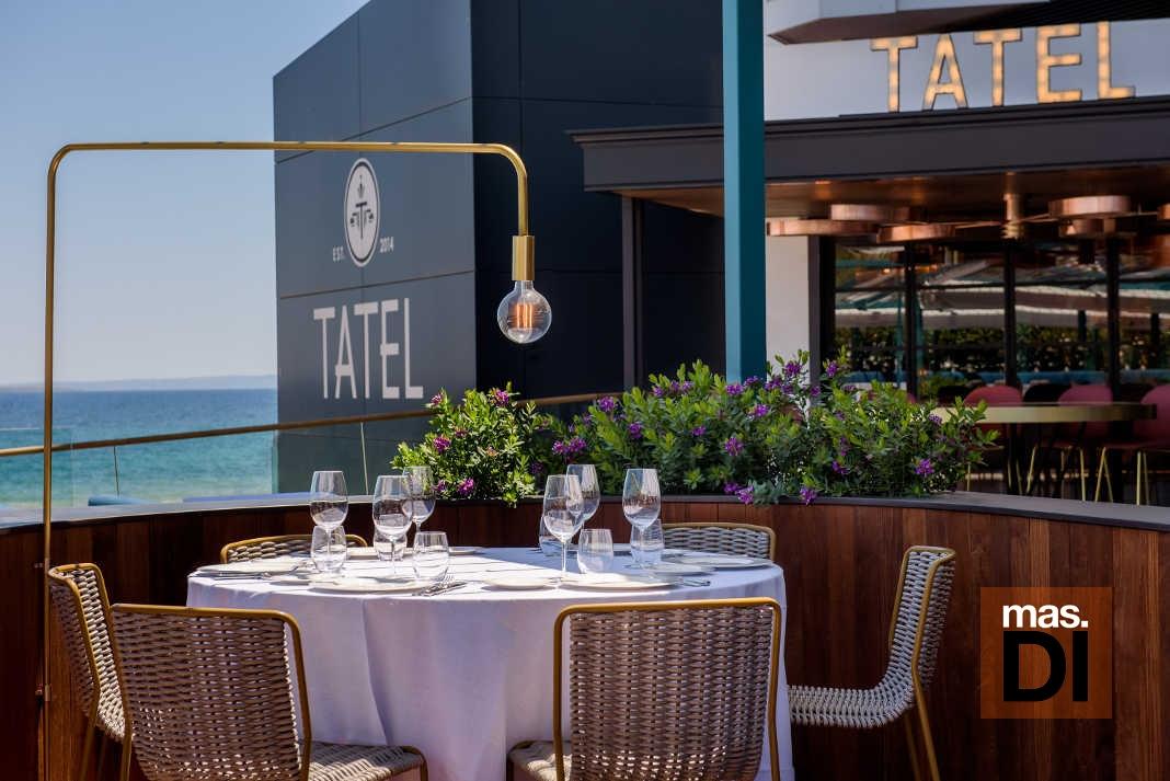 Restaurante Tatel Ibiza. Un ambicioso proyecto