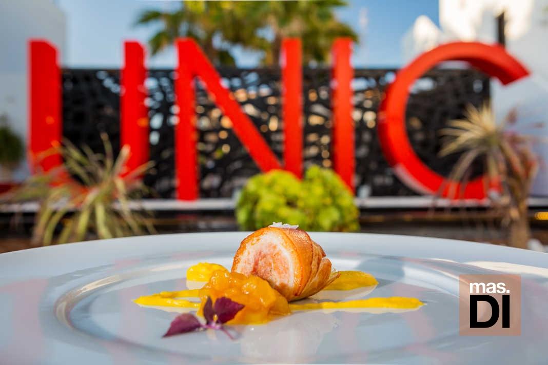 Unic Restaurant. La experiencia de los cinco sentidos