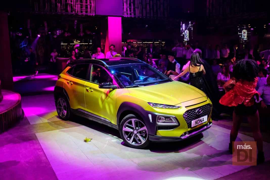 Hyundai. Ibiza acoge al 'Kona'