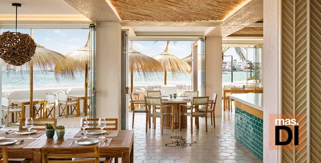 Nobu Hotel Ibiza Bay. Placeres mediterráneos en Chambao
