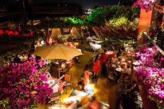 Disfrutar el Restaurante Las Dos Lunas en otoño | másDI - Magazine