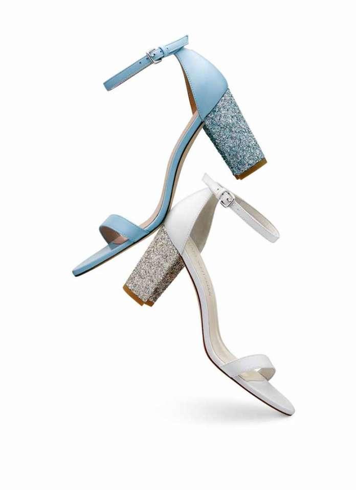 Calzado de novia. Stuart Weitzman
