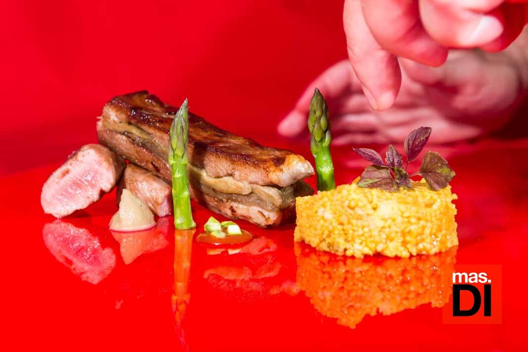 Unic Restaurant . El universo de los sentidos en la isla