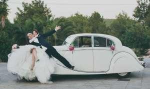 Espectacular Enlace. Una boda de diseño retro | másDI - Magazine